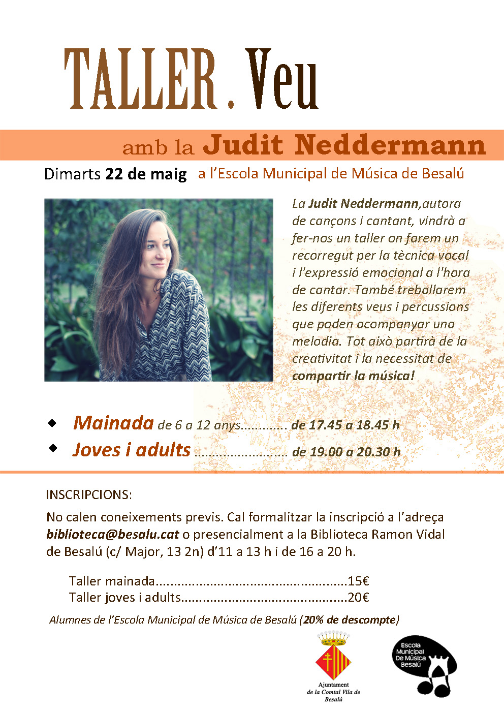 Cartell taller Judit Neddermann BX res