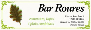 bar roures